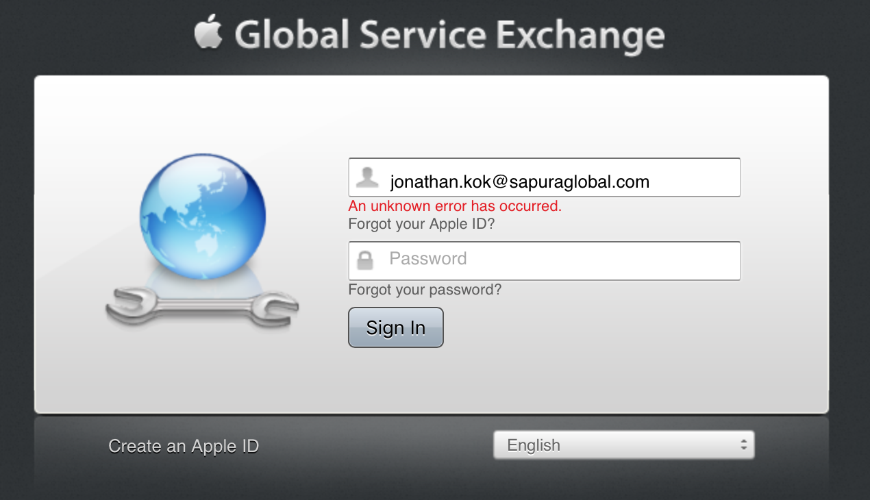 Integrating with Apple's Global Service Exchange (GSX