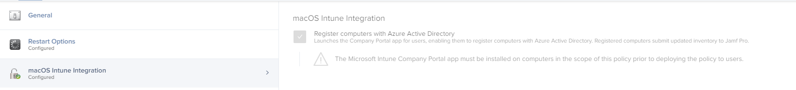 Jamf > Intune Integration | Discussion | Jamf Nation