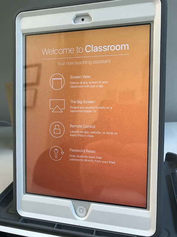 Apple Classroom - Anyone got it to work yet?   Discussion