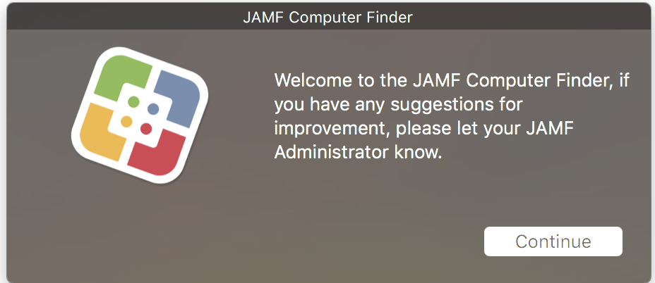JAMF Computer Search | Discussion | Jamf Nation
