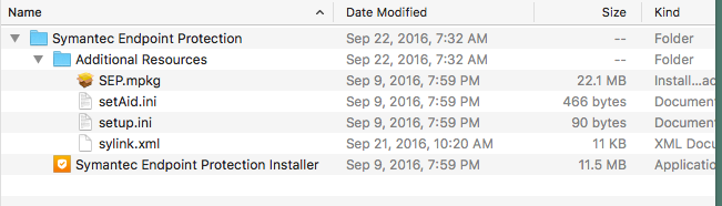 Installing SEP 12 1 RU6 MP6 Managed Silently? | Discussion