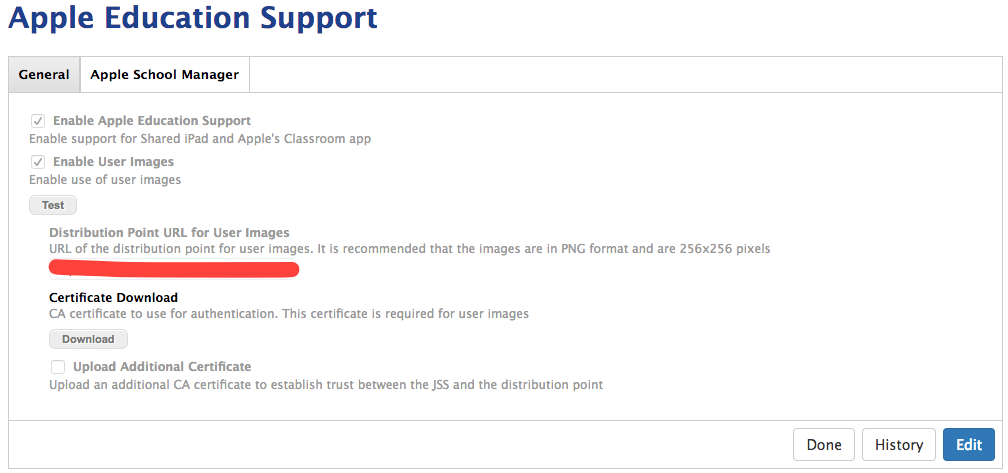 Apple Education Support - User Images | Discussion | Jamf Nation