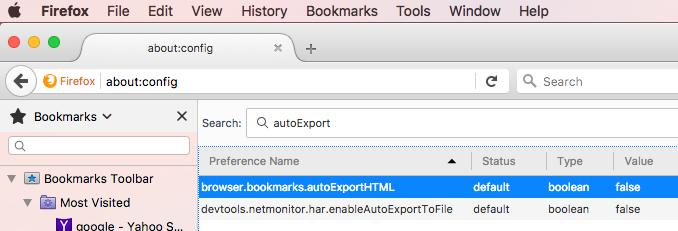 Exporting Firefox bookmarks via script | Discussion | Jamf Nation