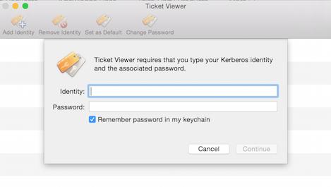 Proxy prompts for Keychain Access - Mavericks and Yosemite