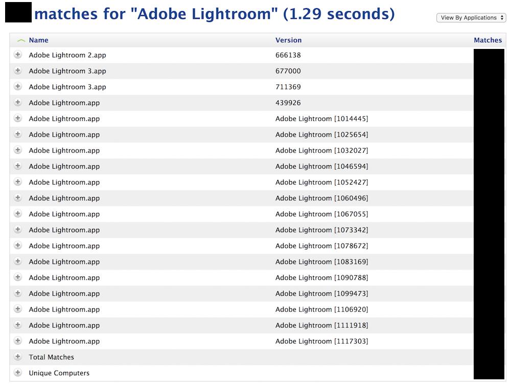 Adobe Lightroom latest version 1117303 | Feature Request
