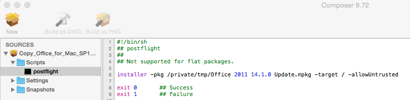 microsoft office para mac 2011 service pack 1 (14.1.0)