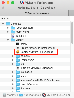 vmware fusion license number