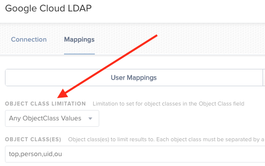 Integrating with Secure LDAP in Cloud Identity | Knowledge