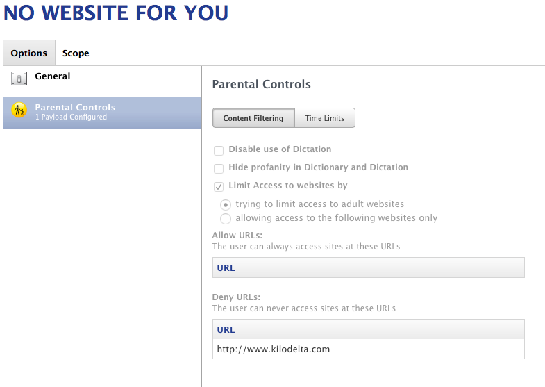 adult website hosts