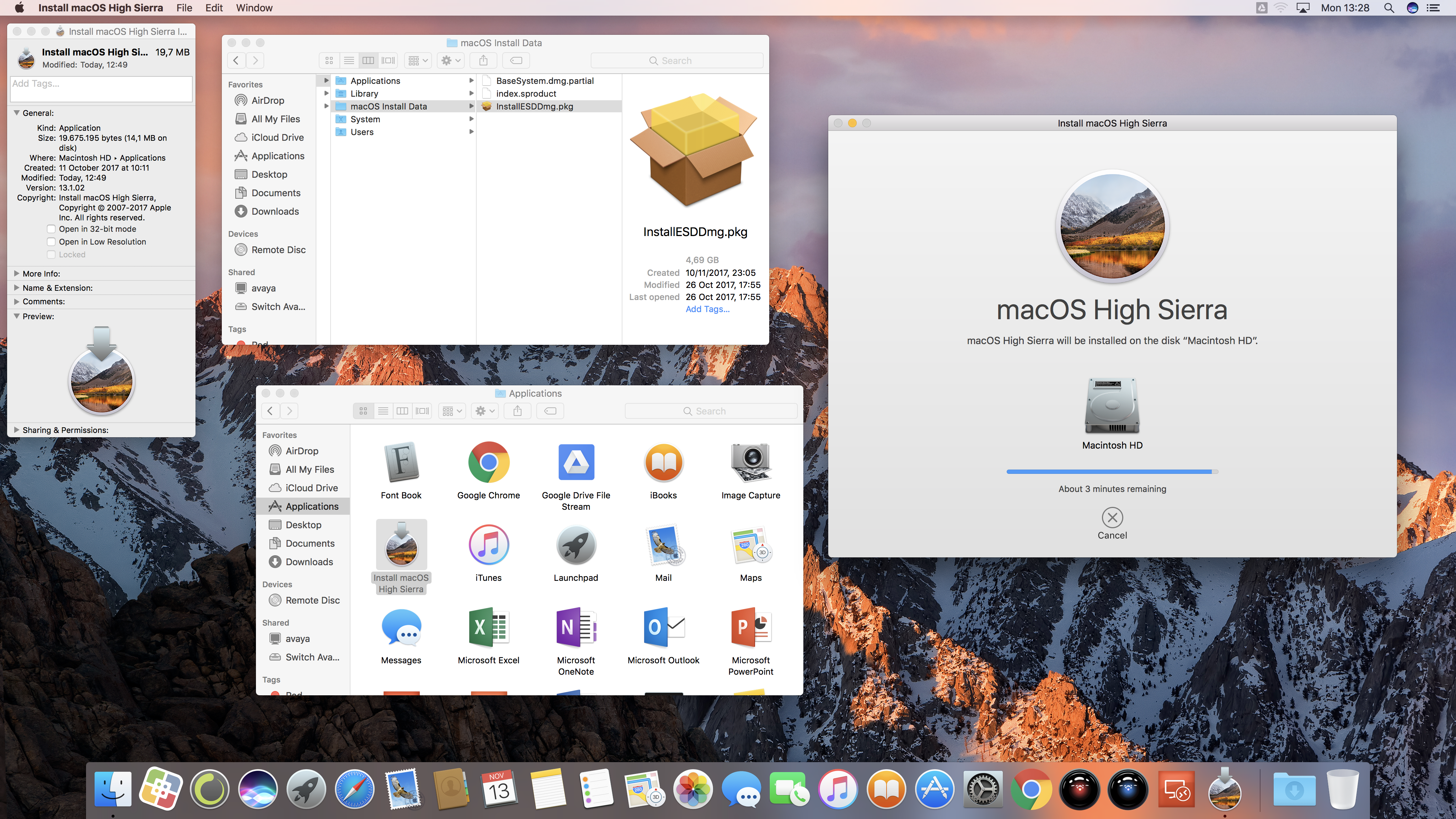 App Store High Sierra is now a partial download | Discussion | Jamf