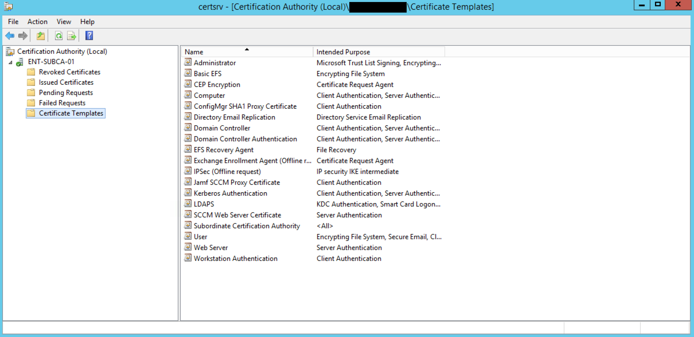 Configuring Certificates For The Jamf Sccm Plug In 340 Or Later