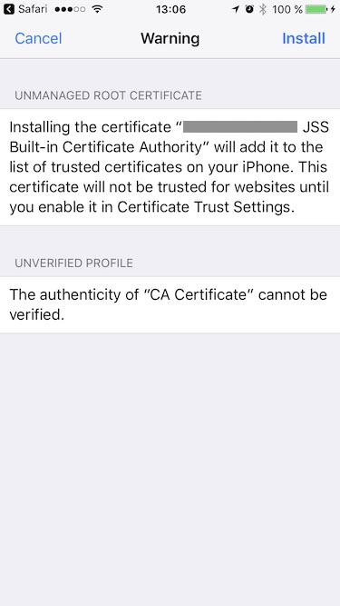 public SSL certificate on Tomcat but still have to manually