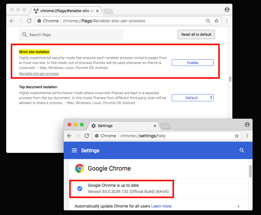 Google Chrome Manifest force Flag to Enabled   Discussion