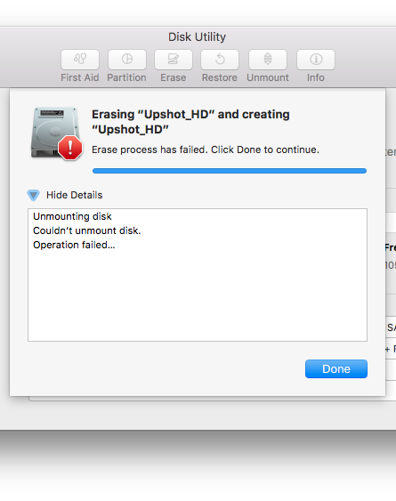 Disk Utility and Casper Imaging not working in 10 12 6 NetBoot image