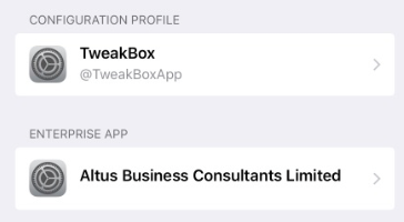 Anyone else dealing with TweakBox?   Discussion   Jamf Nation