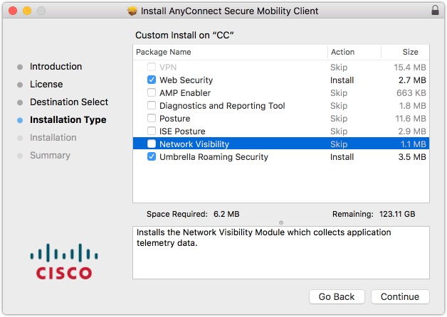Cisco AnyConnect 4 4 | Discussion | Jamf Nation