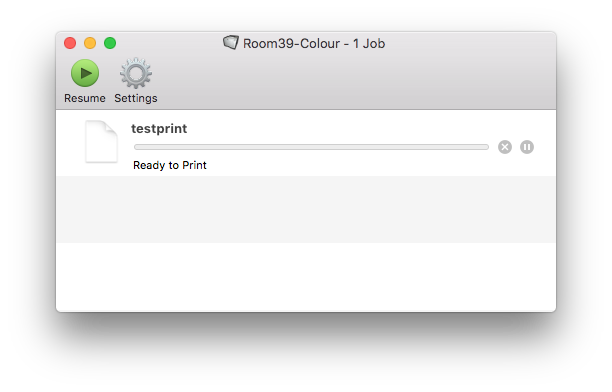 Printing Issues With macOS High Sierra - Shared Windows Server