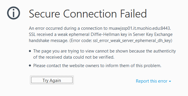 SSL issue with SHA-2 Certificate | Discussion | Jamf Nation