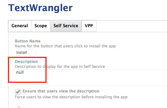 App Store Apps Description Changed To Null Jamf Nation